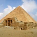 -2750 - first pyramids built