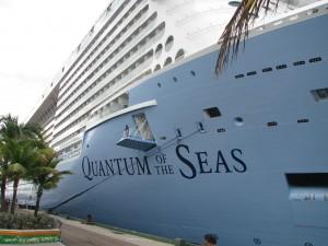 Quantum in Nassau, the Bahamas