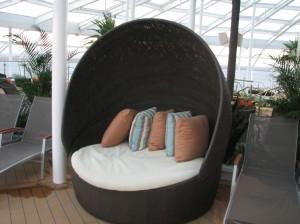 """Pod"" chairs"