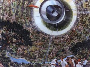 Sphere - habitat - interior